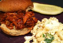 Recipes: Backyard BBQ