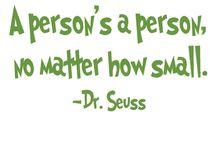 Dr. Seuss Says
