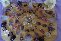 Crystal Healing, Crystals and Creativity with Crystals
