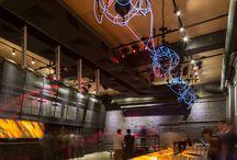 Bars, clubs & restaurants