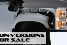 Parts & Accessories / Conversions For Sale Parts We have parts & accessories for sale! / by Conversions For Sale