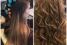 Hair perms