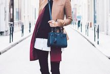 Let's Layer / We love layers. From our vests to jackets to cardis! Here is some ways you can wear those