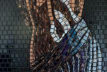 Akty w mozaice