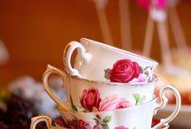 Glass, Mugs, Cup Tea, Teapot, etc