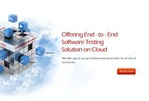 Cloud-based Testing Services / ClicTest is a Next-generation End-to-End cloud based software testing solution