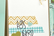 Washi Tape Ideas / by Micki Harper