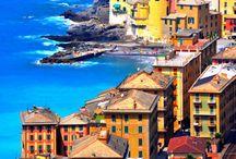 Genova / Qui troverete le migliori foto della città di genova