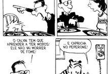Tirinhas + Cartoons