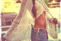 Hippy boho chic