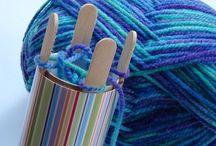 knitting activities