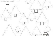 şekiller üçgen