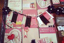 Pocket letters - Valentines