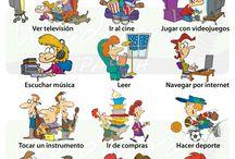 Aprendizage de español