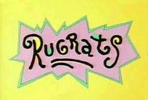 Rugrats ❤ / by Lauren Hess