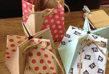 kreatywne torebki z papieru
