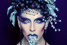 Макияж трансвестита