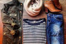 Fall Fashion / Staying stylish through the fall. Motherhood style.