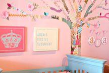 Children's rooms / by Dawn Sterrett- Hastings