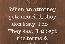 Lawyer Humour