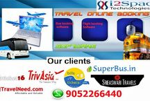 i2space provides Travel Booking Software at very affordable prices