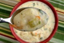 Soup! My favorite