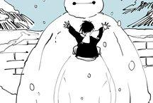 Tadashi meet Jack Frost pg 1