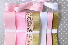 Ribbons fabric & digital