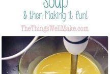 DIY Soapmaking