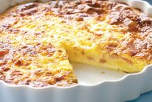 Quiche Recipies