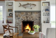 Coastal wall decor for the home. / by Twigs2 Whirligigs