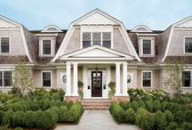 Home: Exterior & Curb Appeal / by Casey Callaham
