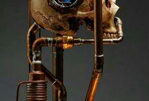 skull lighting