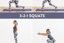 Low impact workout