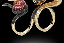 Exclusive Jewelry / Stephen Webster ~ Animal