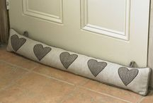Tapa aire, Rulo puertas, draught excluder