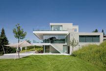 Villa Muri 2012, Switzerland / www.sky-frame.com –  Architecture: Gerber Heiniger Zutter, Switzerland www.ghz-architekten.ch