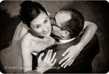 Weddings in black & white / www.lagopatis.gr studio Lagopatis photography cinematography Weddings Christenings Video Edit Alternative Print Ideas  3D prints without using special glasses.