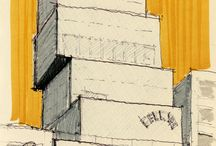Sketches we LOVE / architectural sketches we love and get inspired from!