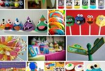 Sophie's Sesame Street 1st Birthday / by Karen Rich