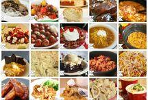 Food:Crock Pot Recipes