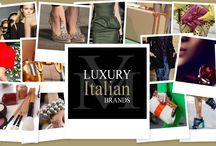 Italian Luxury Buying Office / Italian luxury buying office for Fashion & Luxury!  VISIT: www.luxuryitalianbrands.com