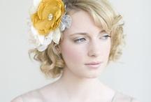 Wedding Hairstyles & Accessories