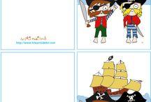 petrecere pirati