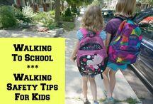 Walk & Roll to School