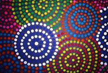 Dots and spots art