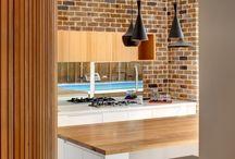 Kuchyne - Kitchens / Inšpiratívne kuchyne. Kitchens that inspire us in our designs.