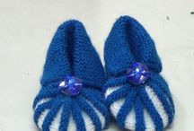 Knitting Shoes videos