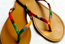 sandals decoration