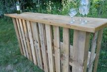 Pallets recycled